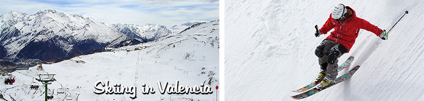 Skiing-in-Valencia