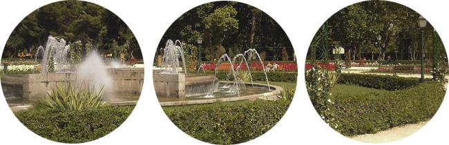 jardin real